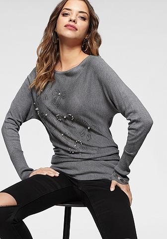 MELROSE Laisvo stiliaus megztinis