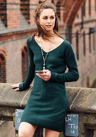 LAURA SCOTT Megzta suknelė