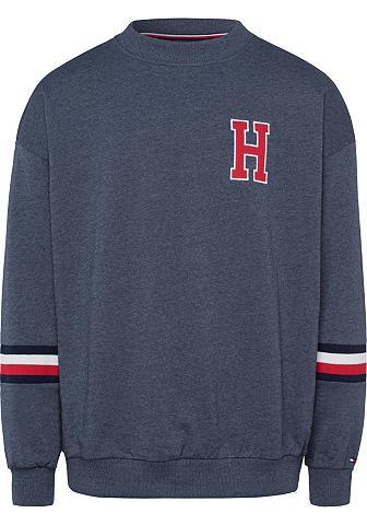 TOMMY HILFIGER Sportinio stiliaus megztinis »TH MODER...