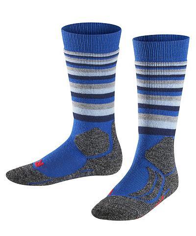 FALKE Slidinėjimo kojinės SK2 dryžuotas Skii...