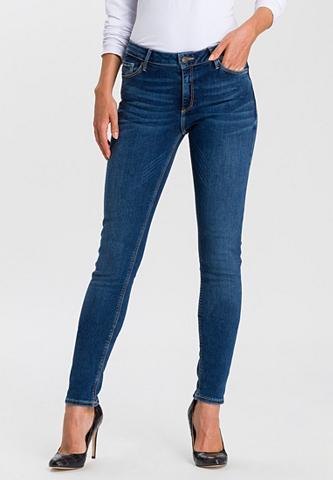 Cross Jeans ® Skinny-fit-Jeans »Alan« trendige Was...