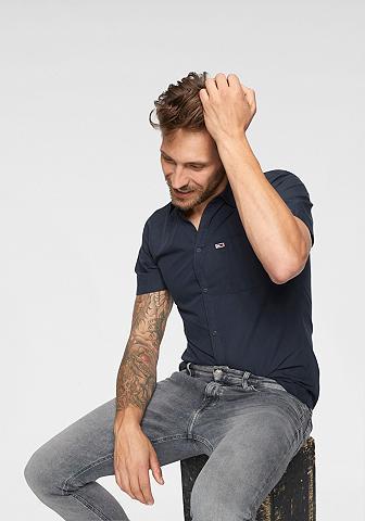 TOMMY JEANS TOMMY Džinsai marškiniai trumpom ranko...