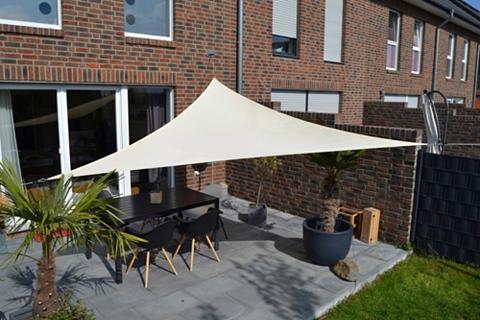 FLORACORD Tentas nuo saulės Schenkellänge: 360 c...