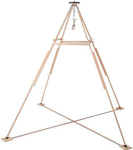 pedalo ® Hängemattengestell » Pyramido«