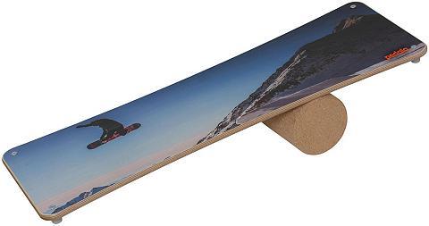 PEDALO ® Balanceboard » Rola-Bola Design Snow...