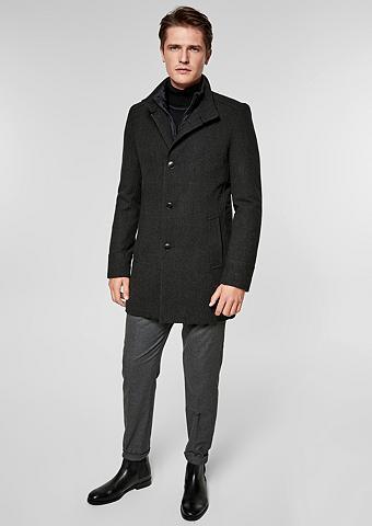 S.OLIVER BLACK LABEL Įliemenuotas: Eleganter Vilnonis palta...