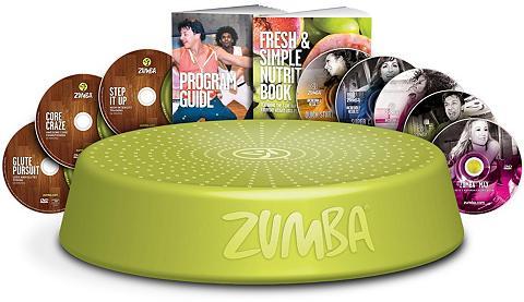 ZUMBA FITNESS Zumba® fitnesas Workout DVD rinkinys Z...