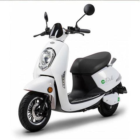 DIDI THURAU EDITION E-Motorroller »Roma« 800 Watt 45 km/h