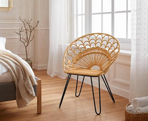 GUIDO MARIA KRETSCHMER HOME & LIVING GMK Home & Living pinta kėdė »Bondy« s...
