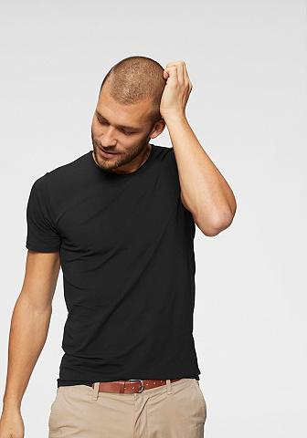 SELECTED HOMME Marškinėliai »PIMA O-NECK TEE«