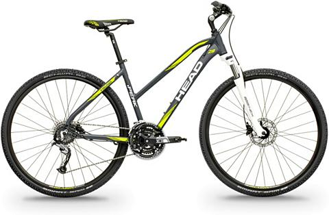 KARI TRAA Head dviratis »I-Peak II« 27 Gang Shim...