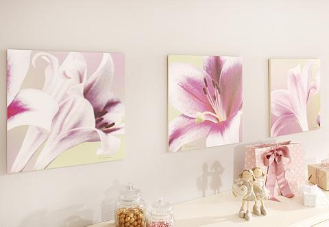 Meninis paveikslas »Pastell Lilie« 3 d...