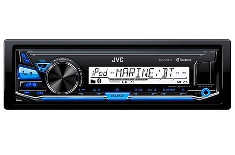 JVC 1-DIN Marine Medien Imtuvas su USB lai...