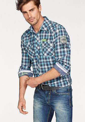 CAMP DAVID Languoti marškiniai