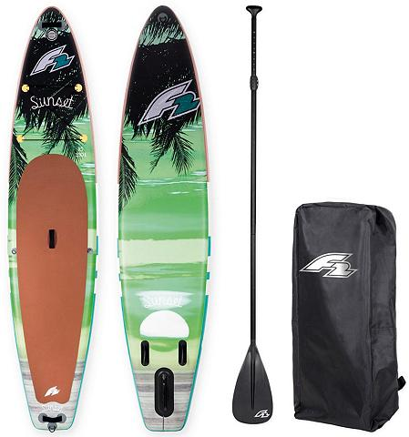 F2 Inflatable SUP-Board »I- SUP Sunset« (...
