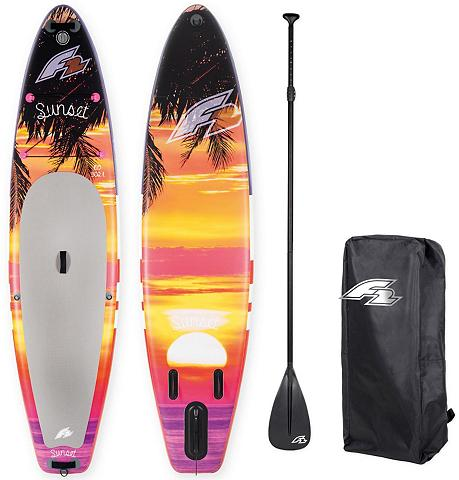 F2 Inflatable SUP-Board »I- SUP Sunset 10...