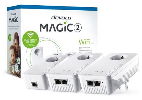 DEVOLO Magic 2 WiFi 2-1-3 »Network Kit«