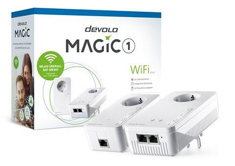 DEVOLO »(1200Mbit Powerline + WLAN 3x LAN Mes...