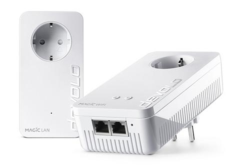 DEVOLO Magic 1 Wi Fi 2-1-2 »Starter Kit«