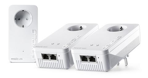 DEVOLO »(1200Mbit Powerline + WLAN 5x LAN Mes...