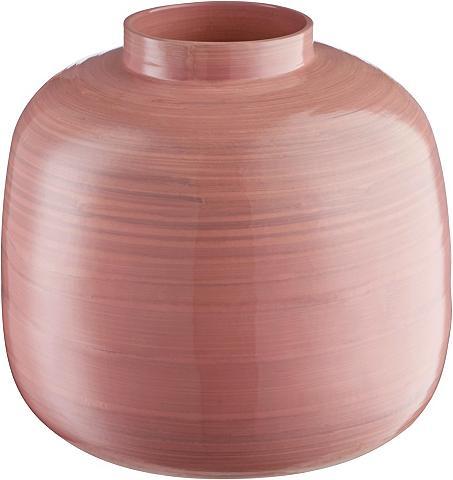 HOME AFFAIRE Vaza »Pinky« iš Bambukas aukštis 22 cm...