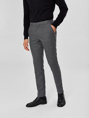 SELECTED HOMME Klasikinio stiliaus Kostiuminės kelnės...