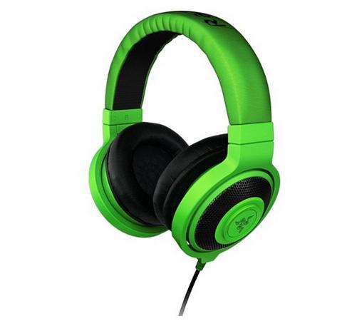 RAZER Kraken Tournament Edition green »Gamin...