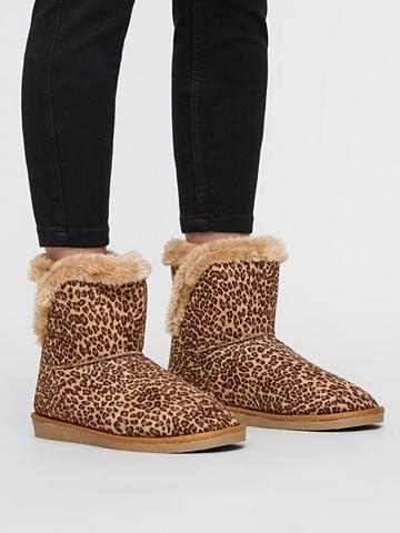 VERO MODA Leoparden Ilgaauliai batai