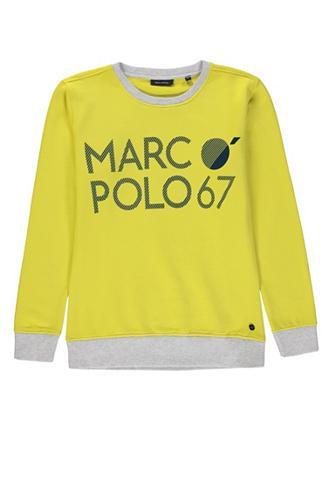 MARC O'POLO JUNIOR Sportinio stiliaus megztinis