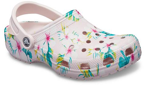 CROCS Šlepetės »Classic Seasonal Graphic Clo...
