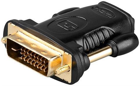 Goobay HDMI(TM)/DVI-D adapteris »vergoldet«