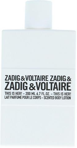 ZADIG & VOLTAIRE ZADIG & VOLTAIRE kūno losjonas »This i...