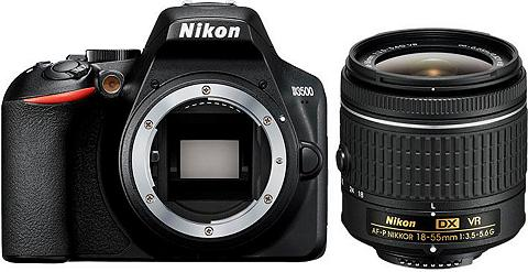 NIKON »D3500 + AF-P DX 18?55 VR« Veidrodinis...