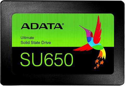 ADATA SSD intern »SSD 25 Ultimate SU650 960G...
