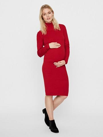 MAMALICIOUS Aukštu kaklu Suknelė nėščiosioms