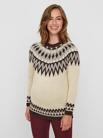 MAMALICIOUS Strickmuster megztinis
