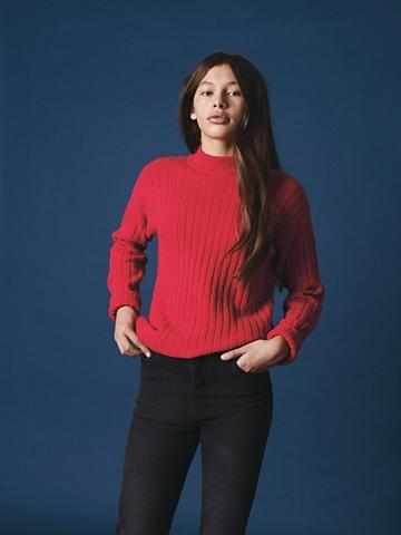 NAME IT Rippstrick megztinis