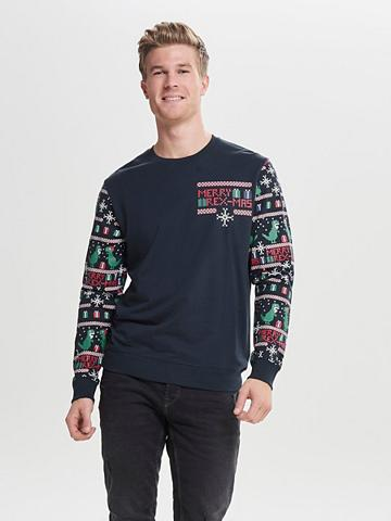 ONLY & SONS ONLY & SONS Weihnachts Sportinio stili...
