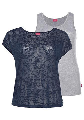 VENICE BEACH Du viename marškinėliai (Rinkinys 2 tl...