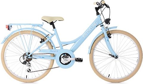 KS Cycling Jaunimo dviratis »Toskana« 6 Gang Shim...