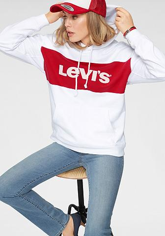 LEVI'S ® Sportinis megztinis su gobtuvu »CB S...