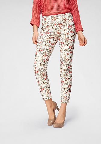MAC Kelnės su kantu »Anna Flowers«