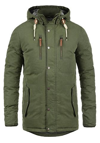 Solid Winterjacke »Dry Jacque« warme Striukė...