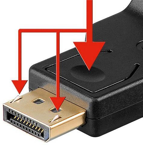 Goobay Adapteris »DisplayPort/VGA adapteris 1...