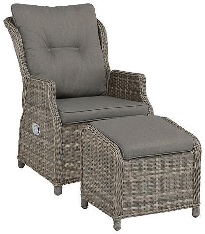 KONIFERA Atpalaiduojanti kėdė »Premium« Polyrat...