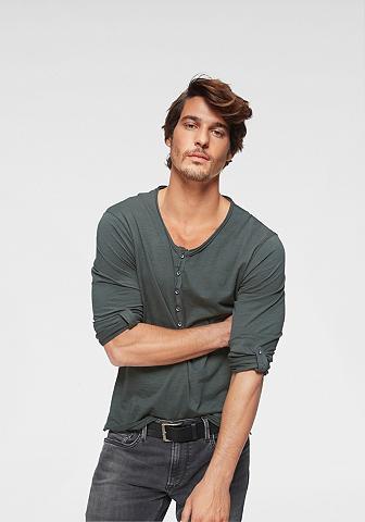 KEY LARGO Marškinėliai ilgomis rankovėmis »Ginge...