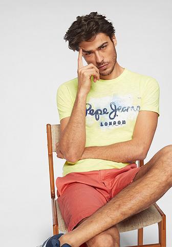PEPE JEANS Pepe Džinsai Marškinėliai »Golders«