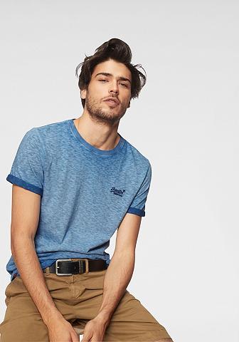SUPERDRY Marškinėliai »LOW motoroleris TEE«