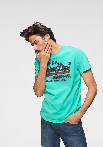 SUPERDRY Marškinėliai »VINTAGE LOGO FADE MID WE...