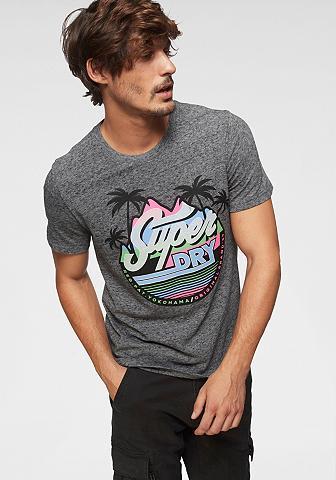SUPERDRY Marškinėliai »MALIBU TEE«